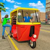 Tuk Tuk Auto Rickshaw Driving Simulator icon
