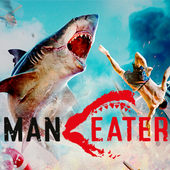 Maneater Shark Game 2020 sounds AND voice - sound icon