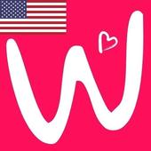 Woo - Chats, Friends & Dates icon