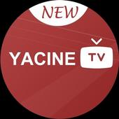 Yacine TV - New icon