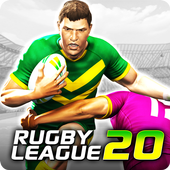 Rugby League 20 icon