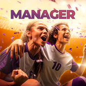 Women's Soccer Manager (WSM) icon