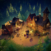 Empire: Age of Knights - Fantasy MMO Strategy Game icon