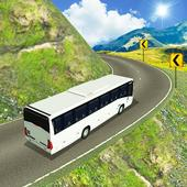 Bus Racing : Coach Bus Simulator 2020 icon