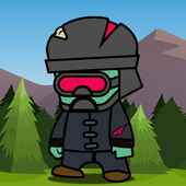 Zombie Forest HD icon