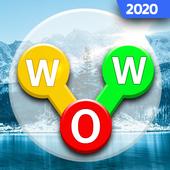 Crossword WOW : Words of Wonders 2020 icon