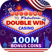 Double Win Casino Slots - Free Classic Slot Games icon