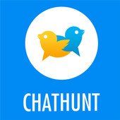 Chathunt - Live Video Chat & Meet New People icon
