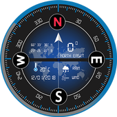 Smart Compass for Android - Compass App Free icon