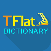 Dictionary English Vietnamese - TFlat Translate icon