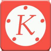 Guide Kine Master Video Editor Pro icon