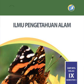 Buku IPA SMP Kelas 9 Semester 1 Kurikulum 2013 icon