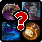Quiz Mobile for Legends: Hero & Gear icon