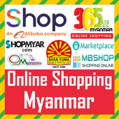 Online Shopping Myanmar - Myanmar Shopping icon
