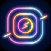 NEON VIDEO MAKER icon