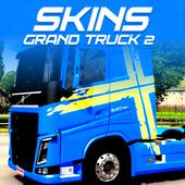 Skins Grand Truck Simulator 2 icon