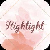 HighlightCover Maker icon