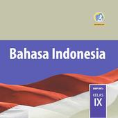 Bahasa Indonesia SMP Kelas 9 Kurikulum 2013 icon