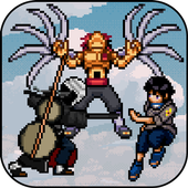 Ninja Battle Shinobi Fight icon