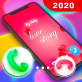 Cool Call Screen-Birthday Theme icon