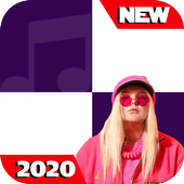 Dance Monkey Piano Tiles Game 2020 icon