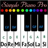 Simple Piano Pro icon