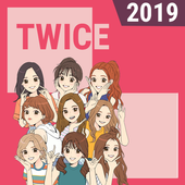 TWICE Piano Magic 2019 icon