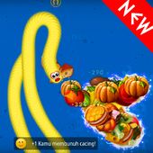 Worm Io Snake Zone 2020 icon