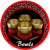 Tibetan Singing Bowls Chakra icon
