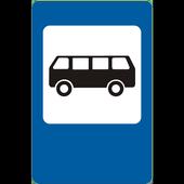 Расписание транспорта Москвы icon