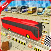 City Bus Parking Simulator: Bus Drive Games 2019 icon