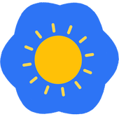 Live Weather: Beautiful weather for you icon