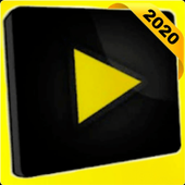 Real Video Player HD -All Format Full HD 4k 3gp icon