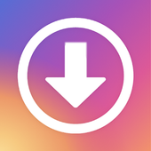 Video, Photo & Story downloader for Instagram - IG icon