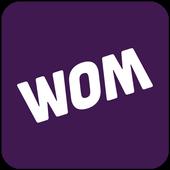 WOM icon