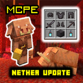 Nether Update Addon for Minecraft icon