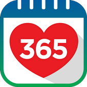 Healthy 365 icon