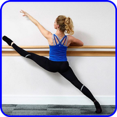 How to do the split in 30 days - best stretching icon
