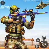 Frontline Killer Counter Terrorist: Shooting Games icon