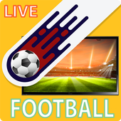 IN Live Football TV HD icon