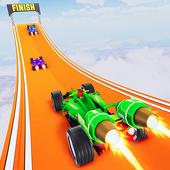 Formula Jet Car Stunt icon