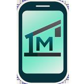 1M Smartphone icon