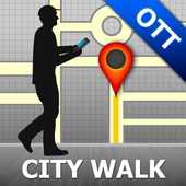 Ottawa Map and Walks icon