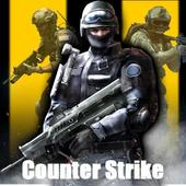 Call for Counter Gun Strike of duty mobile shooter icon