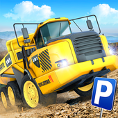 Quarry Driver 3: Giant Trucks icon