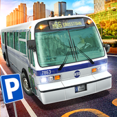 Bus Station: Learn to Drive! icon