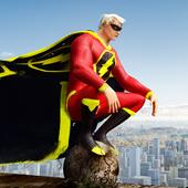 Amazing Powerhero : New York Gangster icon
