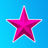 Video star editor ⭐  Pro video & photo editing icon