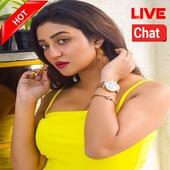 Indian Hot Girls Chat icon