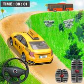 Grand Taxi Simulator : Modern Taxi Games 2020 icon